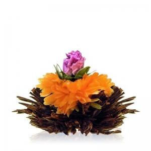 Čierny kvitnúci čaj Purpurová žiara
